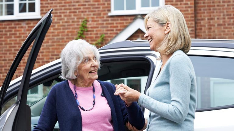 Car Service for the Elderly